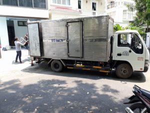 xe tải 2 tấn dài 4m3
