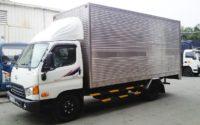 xe tải 3t5 chở hàng