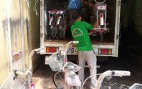 Xe tải chở hàng giá rẻ 24h