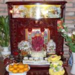 Bài trí bàn thờ Thần Tài Thổ Địa đúng cách