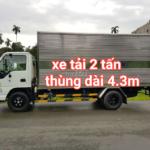 Cho thuê xe chở hàng 2 tấn