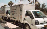 Cho thuê xe tải chở hàng Tân Phú