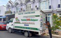 Cho thuê xe tải chở hàng Cần Giờ
