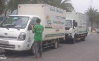 Cho thuê xe tải chở hàng Gò Vấp