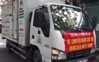 Thuê xe tải chở hàng Quận 3