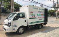 Cho thuê xe tải chở hàng Củ Chi