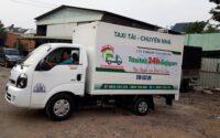 Cho thuê xe tải chở hàng Bình Chánh