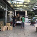 Xe tải chở hàng chuyển nhà Quận 1
