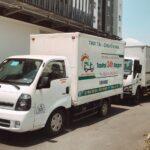 Cho thuê xe tải 1 tấn chở hàng