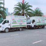 thuê xe tải Biên Hòa
